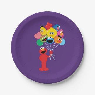Elmo Ballone Pappteller