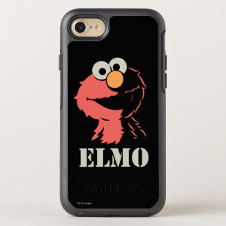 Elmo halb OtterBox symmetry iPhone 7 hülle