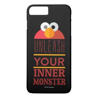 Elmo inneres Monster iPhone 8 Plus/7 Plus Hülle