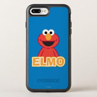 Elmo Klassiker-Art OtterBox Symmetry iPhone 8 Plus/7 Plus Hülle