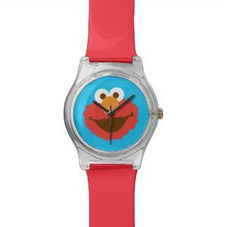 Elmo stellen gegenüber armbanduhr
