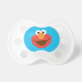 Elmo stellen gegenüber schnuller