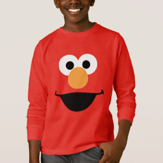 Elmo stellen Kunst gegenüber T-Shirt