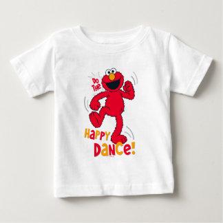 Elmo   tun den glücklichen Tanz Baby T-shirt