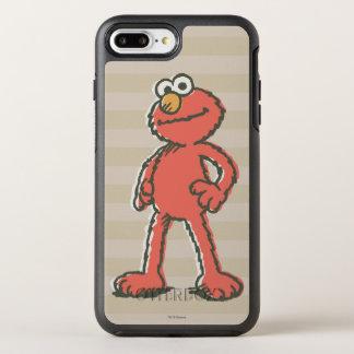 Elmo Vintag OtterBox Symmetry iPhone 8 Plus/7 Plus Hülle