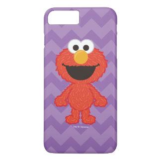 Elmo Wolle-Art iPhone 8 Plus/7 Plus Hülle