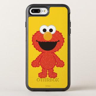 Elmo Wolle-Art OtterBox Symmetry iPhone 8 Plus/7 Plus Hülle