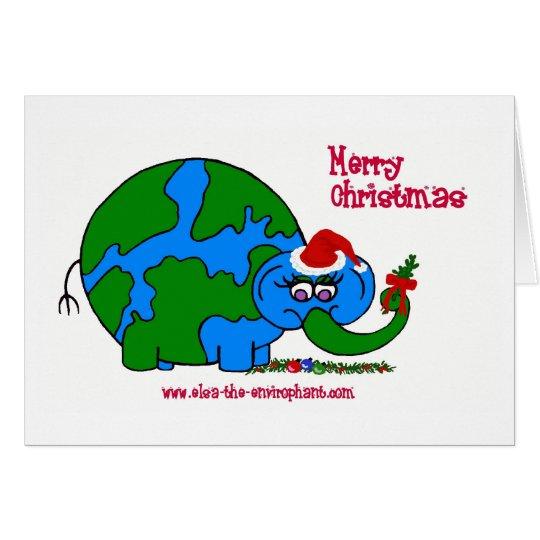 Elsa Weihnachtenc$karte-karte Grußkarte