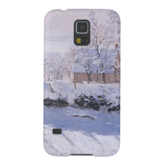 Elster Claudes Monet-The Samsung Galaxy S5 Cover