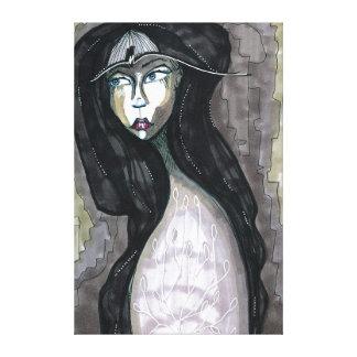 Elvira Jane Leinwanddruck