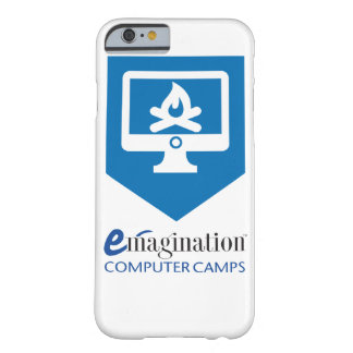Emagination Computer-Lager-Logo iPhone 6/6s Fall Barely There iPhone 6 Hülle