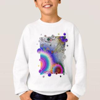 Email der Hosen 2a des Malers gerahmt Sweatshirt