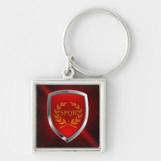 Emblem Roms Mettalic Schlüsselanhänger