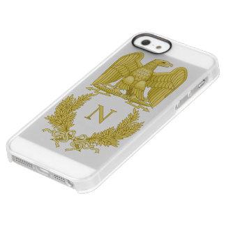 Emblem von Napoleon Bonaparte Permafrost® iPhone SE/5/5s Hülle