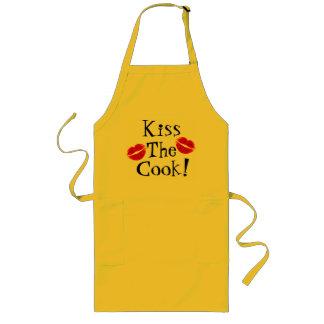 Embrassez le cuisinier !  Tablier