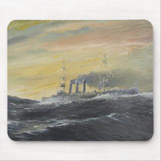 Emden reitet den Wellen Indischen Ozean 1914 2011 Mousepad