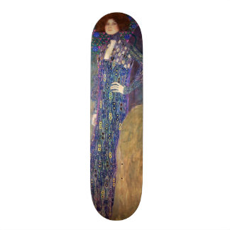 Emilie Floege, 1902 Skateboard Deck