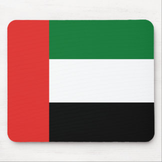 Emiradosarabes Flagge Mousepad