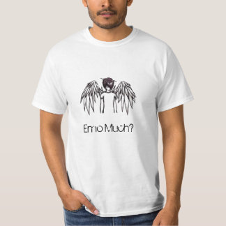 Emo beaucoup ? t-shirt