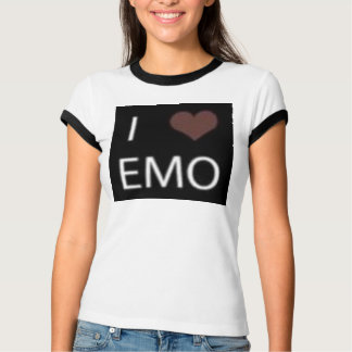 Emo Tee Shirt