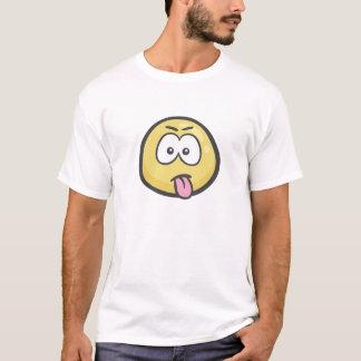 Emoji: Gesicht mit der Festen-heraus Zunge T-Shirt