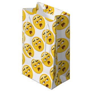 Emoji Kleine Geschenktüte