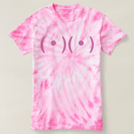 Emoticons für eine Brustkrebs-Heilung T-shirt