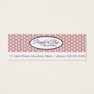 Empfehlungs-Visitenkarte Mini Visitenkarte