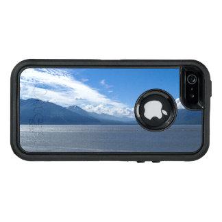 Emporhebende Alaska-Berge OtterBox iPhone 5/5s/SE Hülle