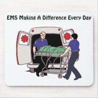 EMS, der einen Unterschied jeden Tag macht Mauspads