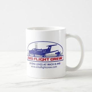 Ems-Flug-Crew-Turboprop-Triebwerk Kaffeetasse