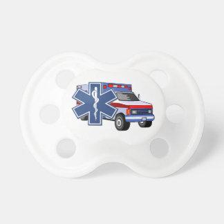 Ems-Krankenwagen Schnuller