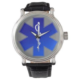 EMS  -- Uhr