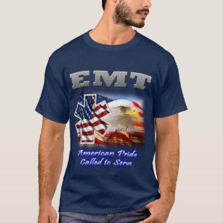 EMT Amerikaner-Stolz T-Shirt