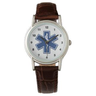 EMT EMS Stern des Lebens Uhr