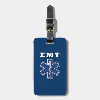EMT Stern des Lebens Kofferanhänger