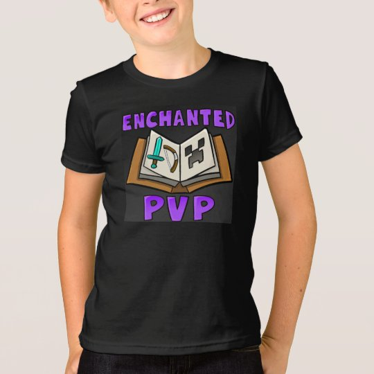 EnchantedPvP Logo-T - Shirt