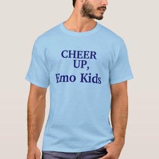ENCOURAGEZ les enfants d'Emo T-shirt