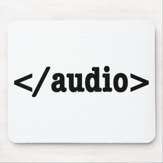 Enden-Audio-Code HTML5 Mousepad