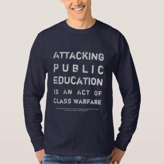 Enden-Klassen-Kriegsführung ~ Stützallgemeine T-Shirt