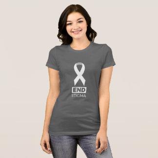 Enden-Schande für Lungenkrebs T-Shirt