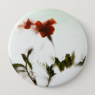 Endlich Frühling! Runder Button 10,2 Cm