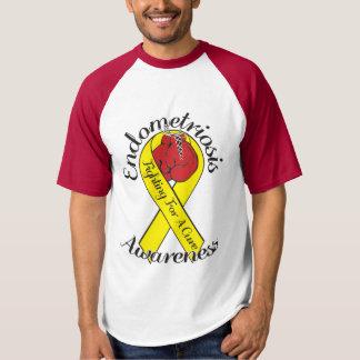 ENDOMETRIOSIS-BEWUSSTSEIN Baseball-T - Shirt