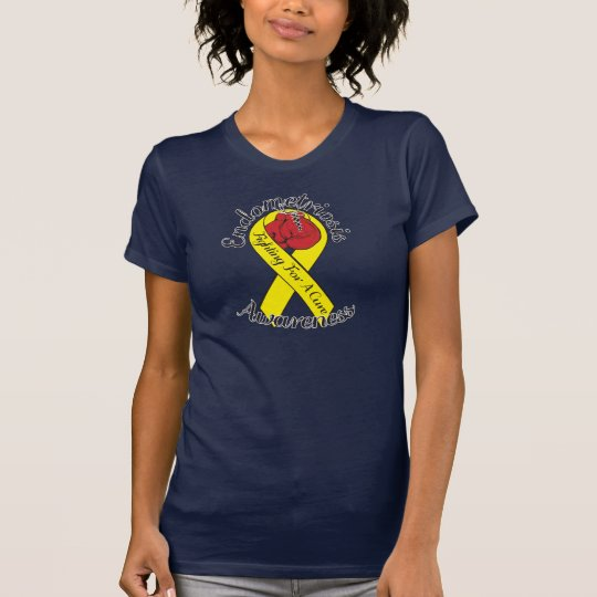 ENDOMETRIOSIS-BEWUSSTSEIN Hanes Nano-T - Shirt