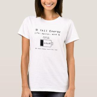Energie - Batterie niedrig T-Shirt