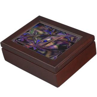 Energie-Muster-magische Raum-Geschenkboxen Erinnerungsdosen