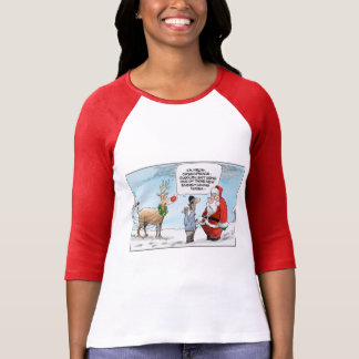 Energiesparender Rudolph T-Shirt