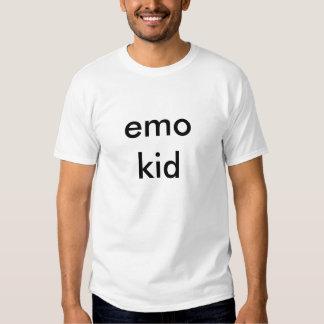 enfant d'emo tee-shirts