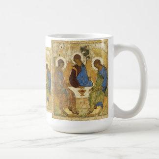 Engel an Mamre Dreiheit Kaffeetasse