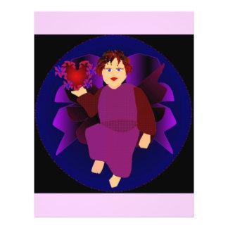 Engel der Herzen I Bedruckte Flyer
